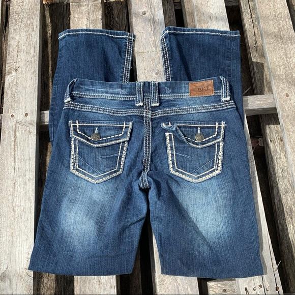BKE Culture 28x33 1/2 bootcut jeans